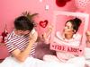 Γιρλάντα - Valentines