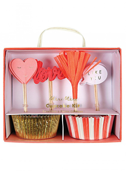 Picture of Cupcake kit - Love