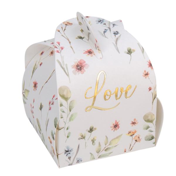 Picture of Mini treat boxes - Love (10pcs)