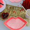 Picture of Paper napkins - Lips