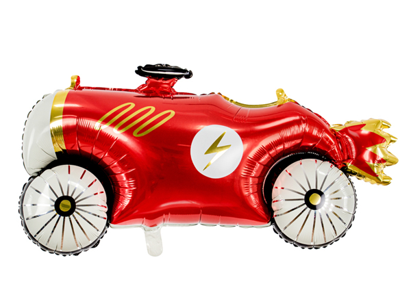 Picture of Foil balloon Racing car