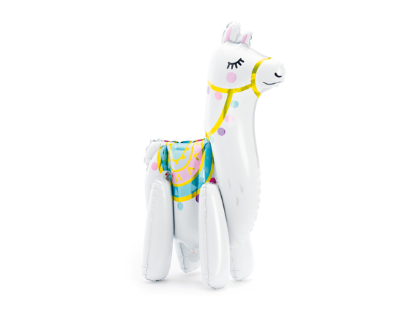 Picture of Balloon foil - Llama (3D)