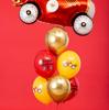 Σετ μπαλόνια - Αγωνιστικό αυτοκίνητο (6τμχ)