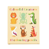Picture of Set of 10 Colouring Pencils - Colourful creatures