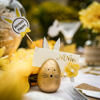 Picture of Place card holder - Bunny-egg