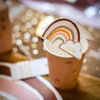 Picture of Place cards - Boho rainbow