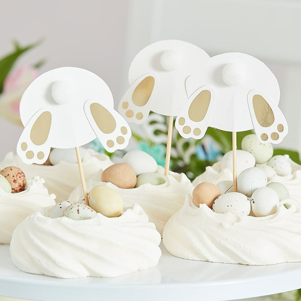 Picture of Cupcake toppers - Bunny