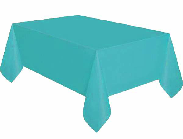 Picture of Table Cover - Light blue