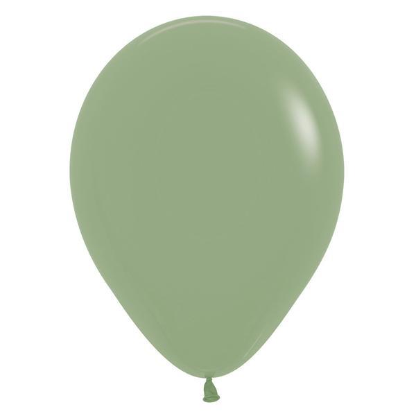 Σετ μπαλόνια dusty green (5τμχ)