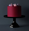 Picture of Cake stand small- Black