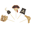 Picture of Cupcake Toppers - Pirate