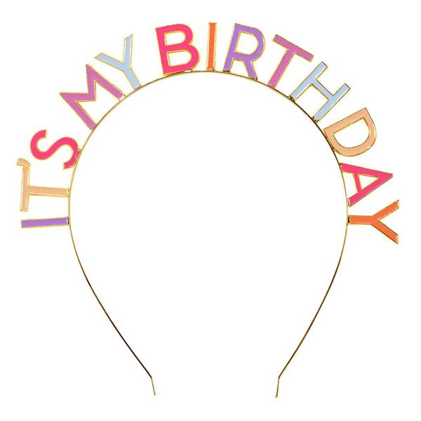 Στέκα It's My Birthday - Pοζ