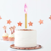 Picture of Pink Cake Fountains (set 3)