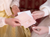 Picture of Card with bracelet - Maid of honor