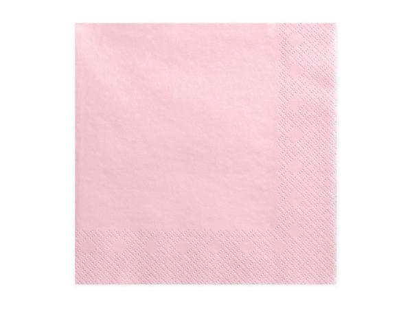 Χαρτοπετσέτες - Ροζ