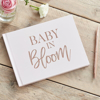 Picture of Guest book - Baby in bloom