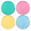 Picture of Dinner paper plates - Bright
