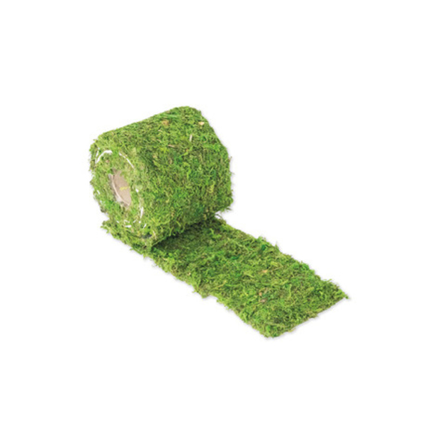 Picture of Τable runner - Natural moss