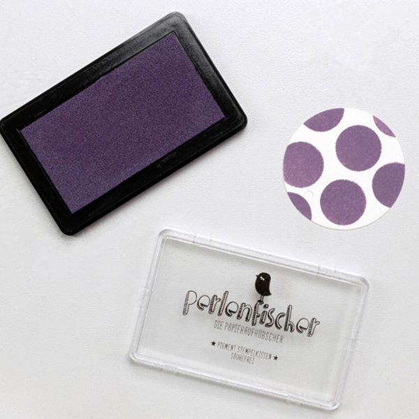 Picture of Ink pad  Purple
