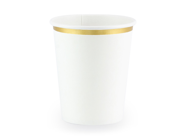 Picture of Paper cups - White