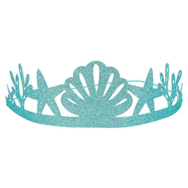 Picture of Party Crowns  - Mermaid (set of 8)