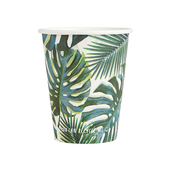 Picture of Paper cups - Tropical