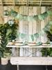 Γιρλάντα με χάρτινα φύλλα - Tropical