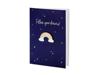 Kάρτα ευχών με καρφίτσα Ουράνιο τόξο