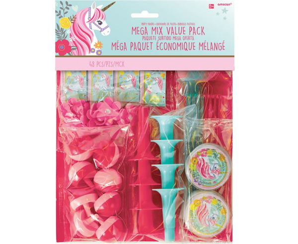 Picture of Party gift sets - Unicorn (48pcs)