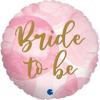 Μπαλόνι foil Bride to be - Miss to Mrs