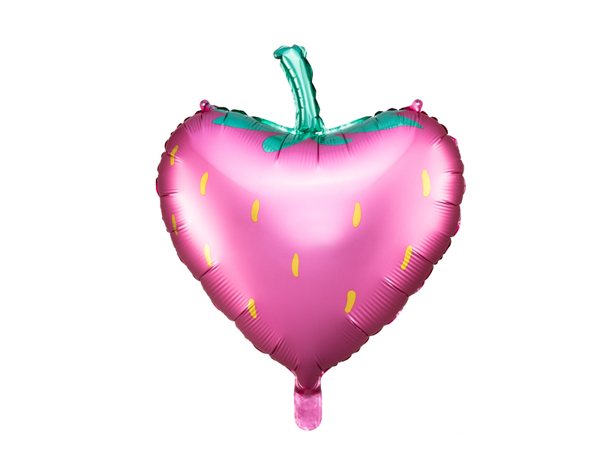 Picture of Foil Balloon Strawberry