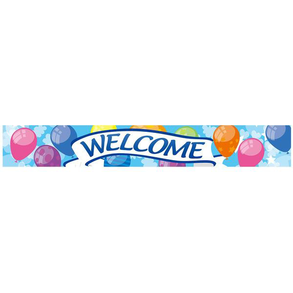 Picture of Banner - Welcome