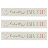 Picture of Tattoos - Team Bride rose gold (16pc)
