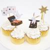Θήκες και διακοσμητικά για cupcakes - Magic