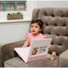 Βιβλίο αναμνήσεων μωρού chevron ροζ