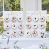 Picture of Double donut wall - Rose gold