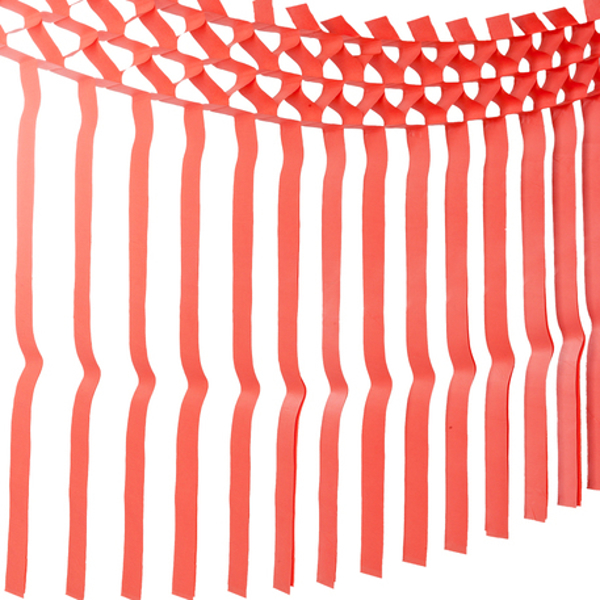 Picture of Garland fringe-Coral