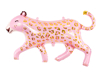 Picture of Foil Balloon Leopard pink
