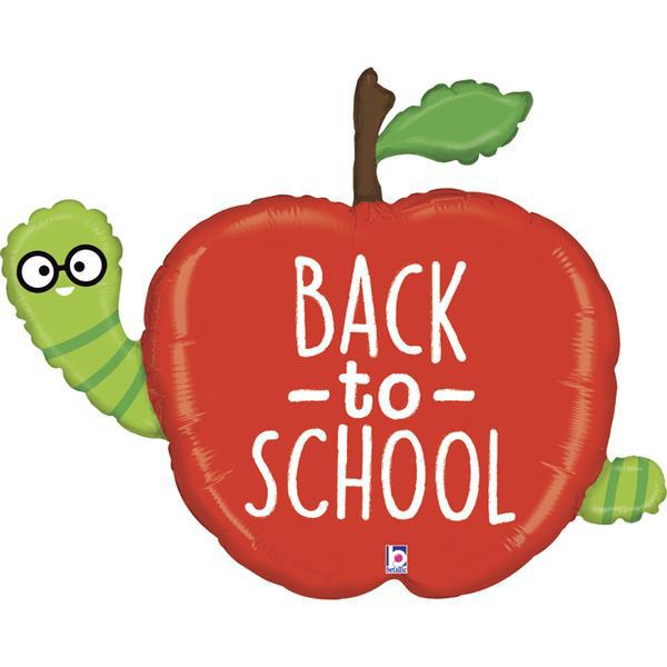 Μπαλόνι Foil μήλο - Back to school