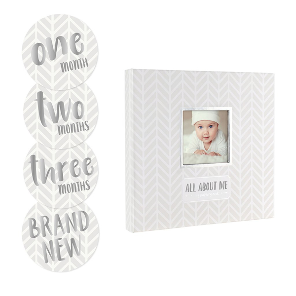 Picture of Βaby's memory book and sticker set