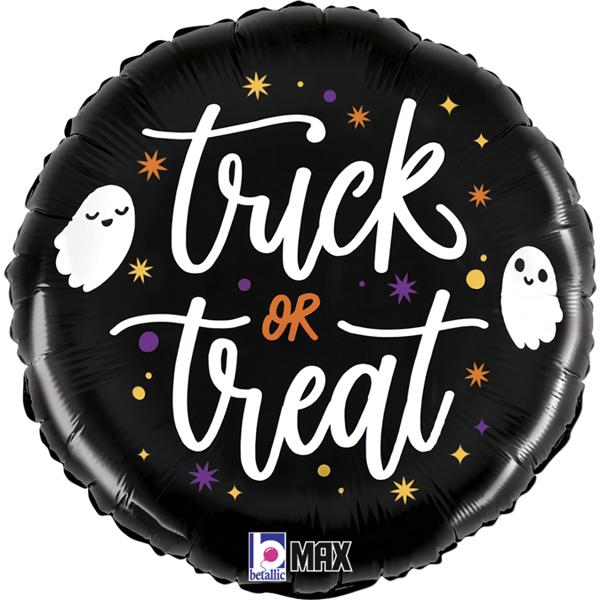 Picture of Foil Balloon Trick or Treat