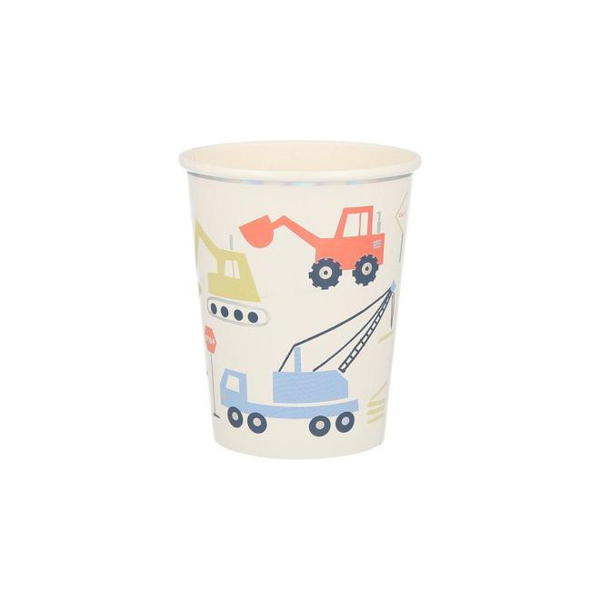 Picture of Paper cups - Construction