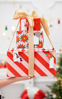 Picture of Gift tags - Santa