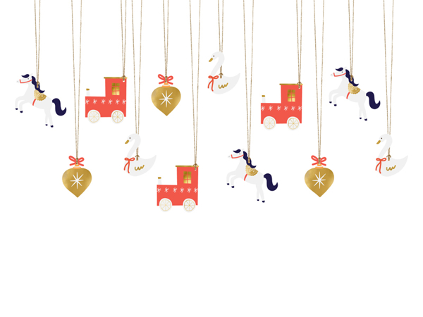 Picture of Gift tags - Choo choo