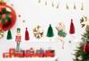 Χριστουγεννιάτικη γιρλάντα - Καρυοθραύστης