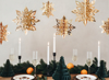 Picture of Hanging decoration snowflakes (6pcs)