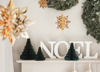 Picture of Honeycomb Christmas tree (15cm)
