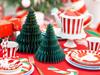 Χριστουγεννιάτικο χάρτινο δεντράκι (24εκ)