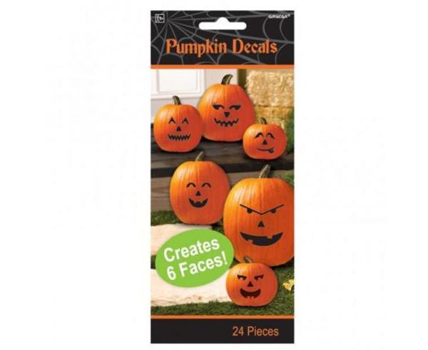 Picture of Pumpkin decals