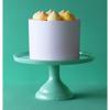 Βάση για τούρτα από μελαμίνη - Mint (S)